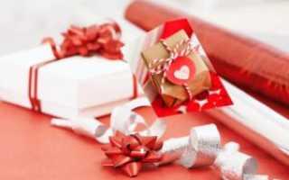 Подарок для любимой своими руками
