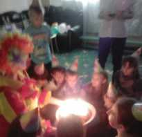 Маленькая сценка на день рождения для детей