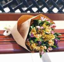 Какие цветы больше всего любят девушки