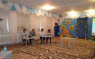 Мастер класс по моделированию в детском саду