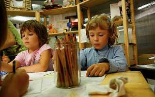 Детские мастер классы в москве бесплатно