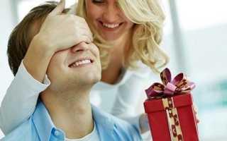 Подарок мужчине на новый год своими руками