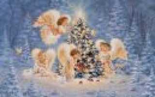 Сценарии рождественских утренников по сказкам для детей