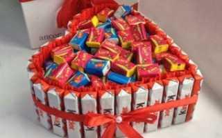 Детская коробка с конфетами