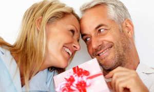 Набор пенсионера шуточный подарок