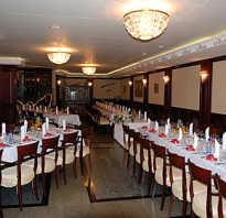 Артс палас ресторан