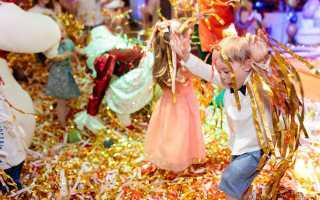 День рождения в цирке москва