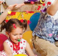 Проведение дня открытых дверей в детском саду