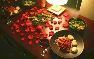 Романтика для девушки в домашних условиях фото