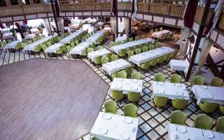 Бакинский дворик ресторан парк победы