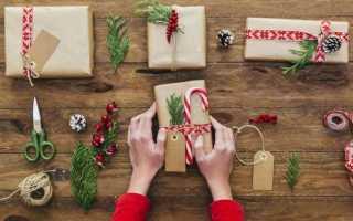 Шуточные подарки на новый год