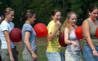 Игра на сближение для подростков