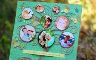 Подарок родителям на годовщину свадьбы своими руками