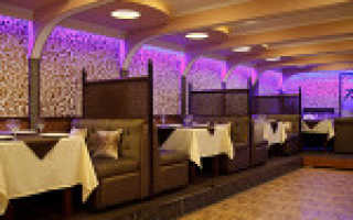 3 ступени ресторан