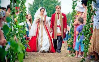 Праздник русских традиций сценарий