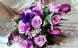 Как правильно выбрать букет цветов