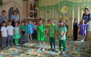 Номинации для сотрудников детского сада