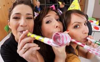 Как встретить гостей весело на день рождения
