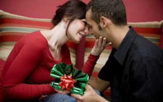 Подарки своими руками на годовщину отношений