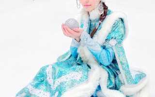 Сценарий для снегурочки для детей