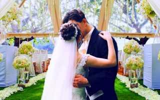 Прикольный свадебный сценарий
