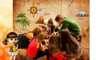 Квест игры в детском саду