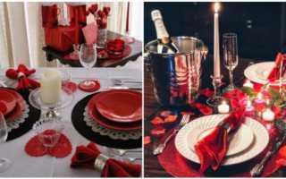 Романтик для девушки в домашних условиях фото