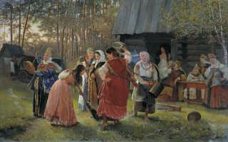 Сценарий сватовства для тамады