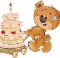 Программа проведения детского дня рождения
