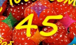 Юбилей женщины 45 лет сценарий прикольный