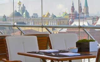Ресторан город москва